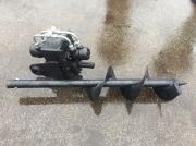 Talajfúró adapter midikotróta, kotró- rakodóra